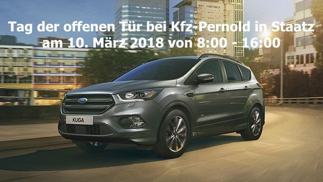 Ford SUV – Tag der offenen Tür bei Kfz-Pernold in Staatz