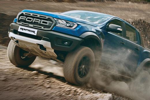 ford ranger new header